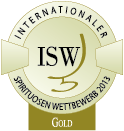 Internationaler Spirituosen 2013 / Large Gold