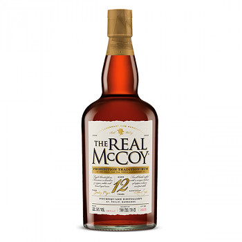 The Real McCoy 12yo 100 Proof Limited 50%