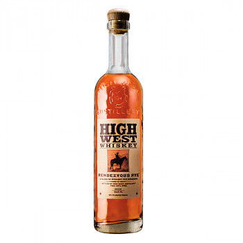 High West Whiskey Double Rye 46% 0,7l