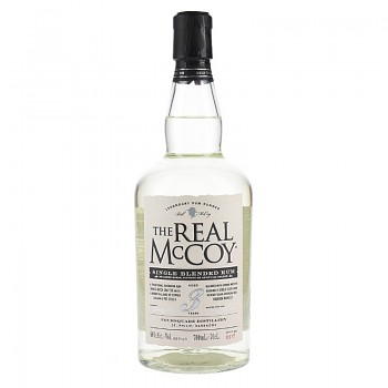 The Real McCoy aged 3 years Distiller's Proof 46%