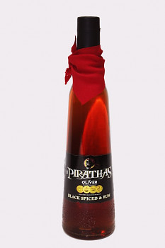 De Pirathas Black Spiced