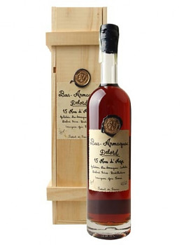 Armagnac Delord 15 Ans d´Age