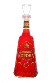 Vodka Russian Crown Tincture Cranberry 0,5l
