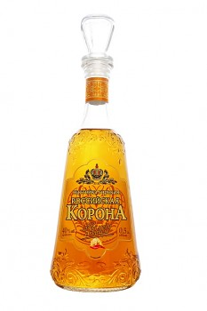 Vodka Russian Crown Honey & Pepper 0,5l