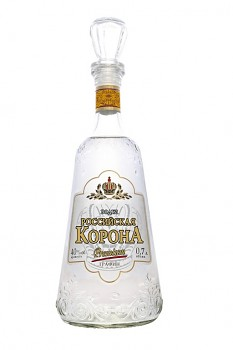 Vodka Russian Crown Premium 0,7l