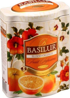 Basilur Fruit Blood Orange plech
