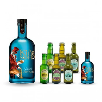 King of Soho Gin Tonic set L