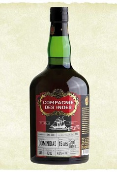 Single Cask Dominidad Small Batch N°2 15 Y.O.