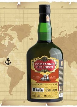 Single Cask Jamaica Longpound 12 Y.O.