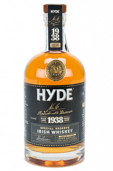 Hyde Whisky Sherry NO.6 (18+8 yo), President's Reserve