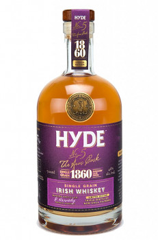 Hyde Whisky Burgundy NO.5 (6 yo), Single Grain