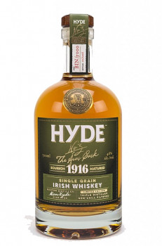 Hyde Whisky Bourbon NO. 3 (6 yo), Single Grain