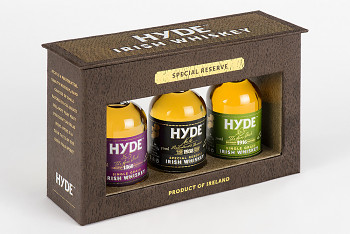 Hyde whisky mini NO.3, NO.5, NO.6 (3 x 0,05l)