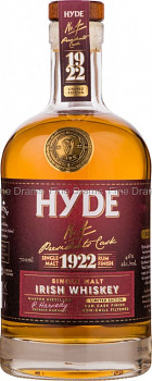 Hyde Whisky Rum NO.4. (6yo) Single Malt