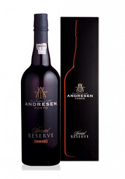J.H. Andresen Special Reserve Tawny Port