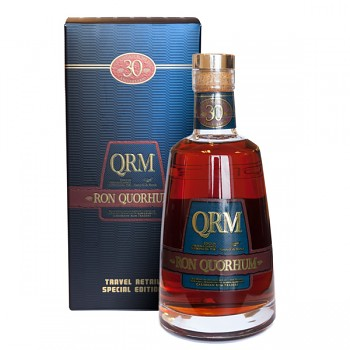 Quorhum 30 Aniversario Sherry Finish Limited