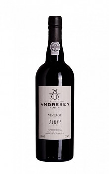 J.H. Andresen Vintage 2002 Port
