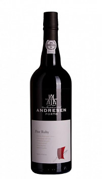 J.H. Andresen Fine Ruby Port