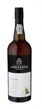 J.H. Andresen Fine White Port