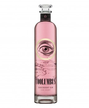 Coolumbus Discovery Gin Pink