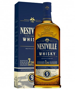 Nestville Whisky Blended 9 yo