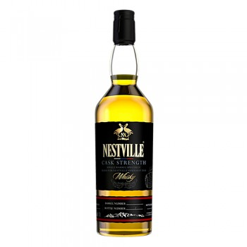Nestville Whisky Cask Strength 63,9%