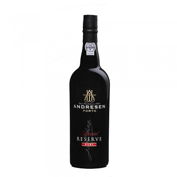 J.H. Andresen Special Reserve Ruby Port